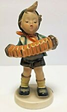 """Goebel Hummel Figurine """"Accordion Boy� #185"""