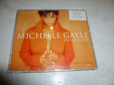 MICHELLE GAYLE - Do You Know - 1997 UK 3-track CD single