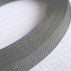 16mm Expandable Braided DENSE PET Mix Color 3 weave Sleeving Cable 1-20M 511A QL