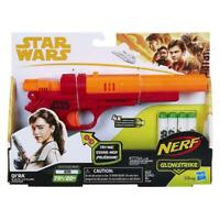 NERF STAR WARS QI'RA GLOWSTRIKE BLASTER WITH SOUNDS & DARTS