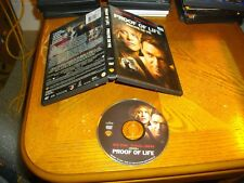 Proof of Life (DVD, 2009, Canadian French)
