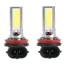 2X 2000LM Super Bright H8 H11 COB LED Headlight Car Fog light Bulb White Hot