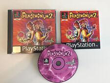 Pandemonium 2 | pièce de collection + Instructions | comme NEUVE | JUMP 'N' Run PlayStation ps1