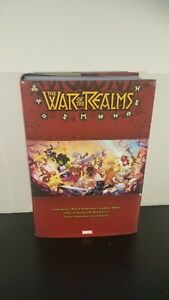 WAR OF THE REALMS Omnibus by Jason Aaron Marvel Thor