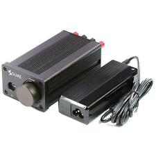 NEW 100w 2 Channel Compact Stereo Speaker Amplifier.2x 50 Class D Amp.Bookshelf