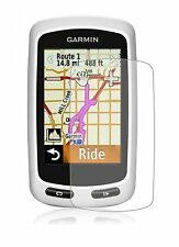 3 Front Clear LCD Screen Display Protector Film Foil For Garmin Edge Touring