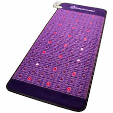 MediCrystal FIR PEMF Photon Heating Mat - Amethyst - Agate - Professional 31x72