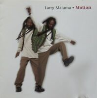 LARRY MALUMA - MOTION CD