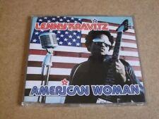Lenny Kravitz:  American Woman    CD Single