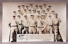 1928 ST. LOUIS CARDINALS team real photo postcard RPPC Baseball 7 Hall of Famers