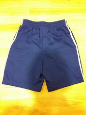 Authentic PROSPIRIT TRACK SHORTS BLUE Size Small
