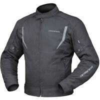 NEW DriRider MX Breeze Black Motorcycling Off Road Adventure Touring Jacket