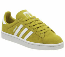 Calzado de hombre amarillos adidas, talla 42