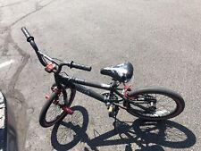 "Kent 18"" Abyss Boy's Freestyle BMX Bike, Charcoal Gray"