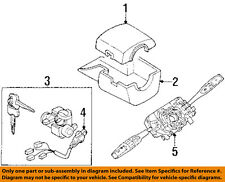 KIA OEM 01-02 Sportage-Combination Switch 0K0AF66120B