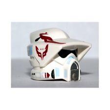 LEGO Star Wars - Minifig, Headgear Helmet ARF Trooper Elite Pattern - White