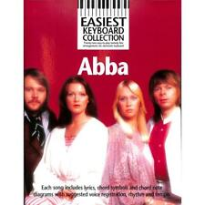 ABBA - Easiest Keyboard Collection - Noten für Keyboard