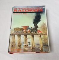 The Pictorial Encyclopedia of Railways Book: By Hamilton Ellis Railroads, Trains