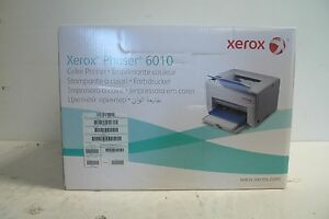 *Xerox Phaser 6010N Color LED Printer