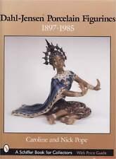 Fachbuch Jens Peter Dahl-Jensen Porzellan Figuren 1897-1985 Bing & Grondahl u.m.