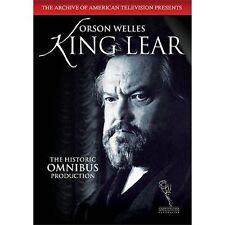 Used-Omnibus: King Lear $5.00 DVD $2.50 UPC 741952675396