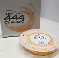 Cortland 444 Classic Fly Line - Peach WF3F - Brand New