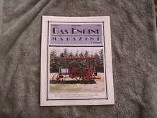 Gas Engine Magazine December  1989 Volume 24 no. 12