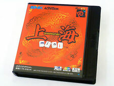 Japonés Neo Geo Pocket Color Color Shanghai Mini Jp JP juego Mahjong En Caja