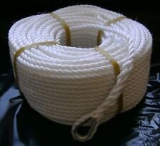 10mm x 100Mtr Silver Anchor Rope