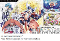 Cardfight! Vanguard G-CB04 Gear of Fate 4x COMMON//RARE ENGLISH PLAYSET*