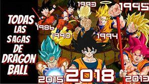 Dragon Ball Z Toda Las Sagas (677 Episodios) Todas Las Temporadas ESPAÑOL