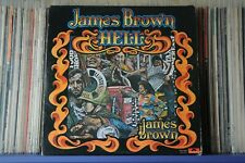 JAMES BROWN ORIGINAL ON POLYDOR RECORDS 2 LP NEAR MINT