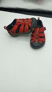 Keen Sandal Toddler Size 6 Red