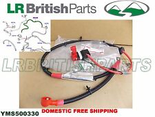 GENUINE LAND ROVER BATTERY POSITIVE CABLE  RANGE ROVER 06-09  NEW YMS500330