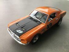 "Carrera Digital 132 30722 Ford Mustang GT ""No. 49 "" Licht Karosse+Chassis NEU"