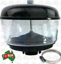 """Tractor Air Intake Pre Cleaner Precleaner Assembly 2"""" Inlet 180mm Bowl"""