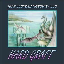 Hard Graft by Huw Lloyd-Langton Group (CD, Jun-2011 Hawkwind Space Rock