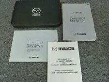 2003 Mazda MX-5 Miata Convertible Owner Owner's Manual Cloth Shinsen LS SE 1.8L