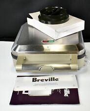 Breville Personal Pie BP1640XL 4 Individual Pie Maker w Booklet & Press Kit