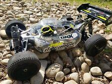 Team Durango DNX8 1/8 scale race roller TD102040, professionally built & custom