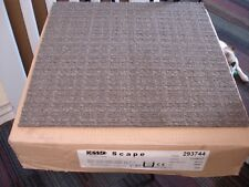 1 box of CARPET TILES by 'DESSO'. - Colour - Slate Grey