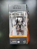 "Star Wars Black Series Disney Plus The MANDALORIAN Beskar Armor 6"" Figure New"