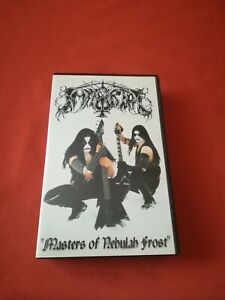 IMMORTAL - Masters Of Nebulah Frost VHS