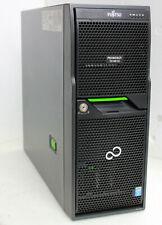 Fujitsu Primergy TX140 S2 Xeon E3-1230 V3 @ 3,3Ghz 16GB RAM Raid D2607 ohne HDD