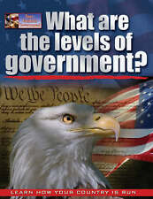What Are the Levels of Government? (Your Guide to Government), New, Bedeksy, Bar