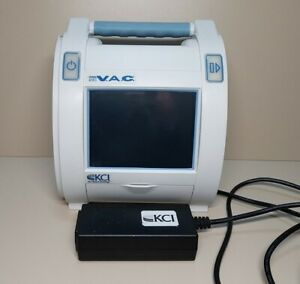 VAC INFO KCI K.C.I. Negative Pressure Wound Therapy Therapy Unit