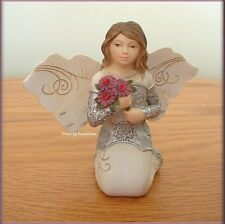 "JULY MONTHLY ANGEL FIGURINE 3"" HIGH BY PAVILION ELEMENTS FREE U.S. SHIPPING"