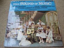 The Sound Of Music Original LP 1961 London Stage Show UK HMV Stereo 1st Press