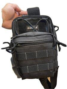 Maxpedition 0419B Black Remora Gearslinger Backpack Bag