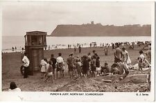 Collectable Scarborough Inter-War English Postcards (1918-39)